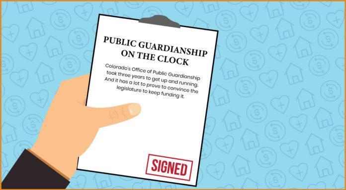 Public Guardianship on the Clock