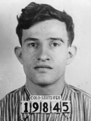 Joe Arridy's mugshot for the Colorado State Penitentiary
