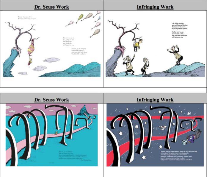 Dr. Seuss Copyright