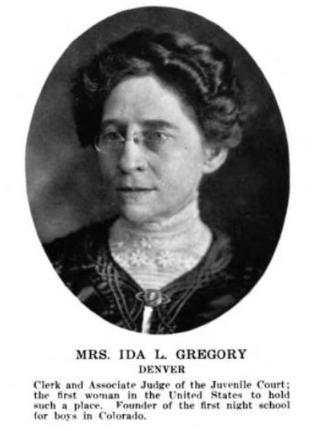 Ida Gregory